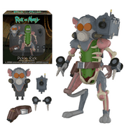Funko Action Figure: Rick & Morty - Pickle Rick