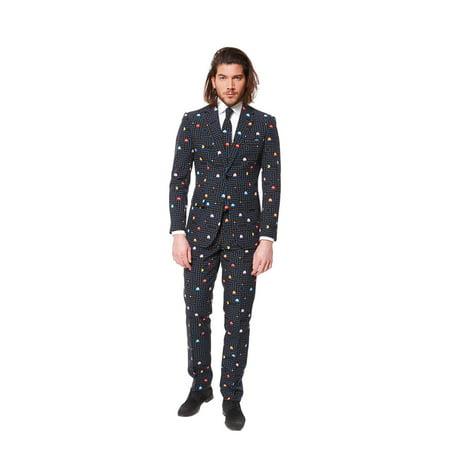 Men's PAC-MAN Oppo Suit (Pegman Halloween)