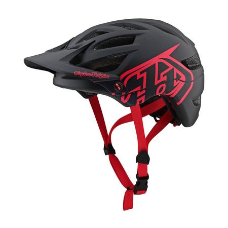 Troy Lee Designs Mountain Bike Helmet A1; Drone Gray/Black Size (Troy Lee Designs A1 Drone Helmet Review)