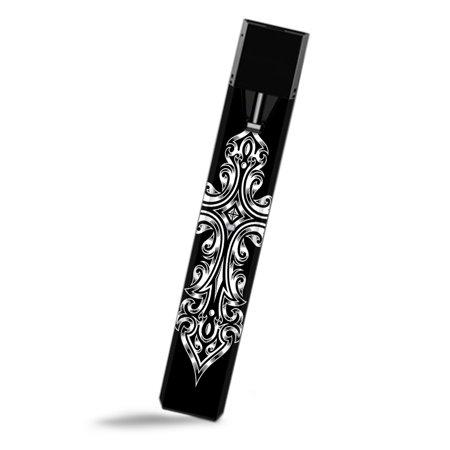 Skin Decal Vinyl Wrap for Smok Fit Ultra Portable Kit Vape stickers skins cover/ Tribal Celtic Cross (Wrap Smock)