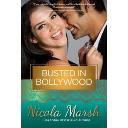 Busted in Bollywood - eBook