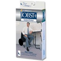 Jobst Supportwear - Jobst Supportwear Mens Dress Socks, 8-15 Mmhg Compression, Black Color, Size: Xtra Large - 1 Piece