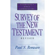 Survey of the New Testament- Everyman's Bible Commentary - eBook