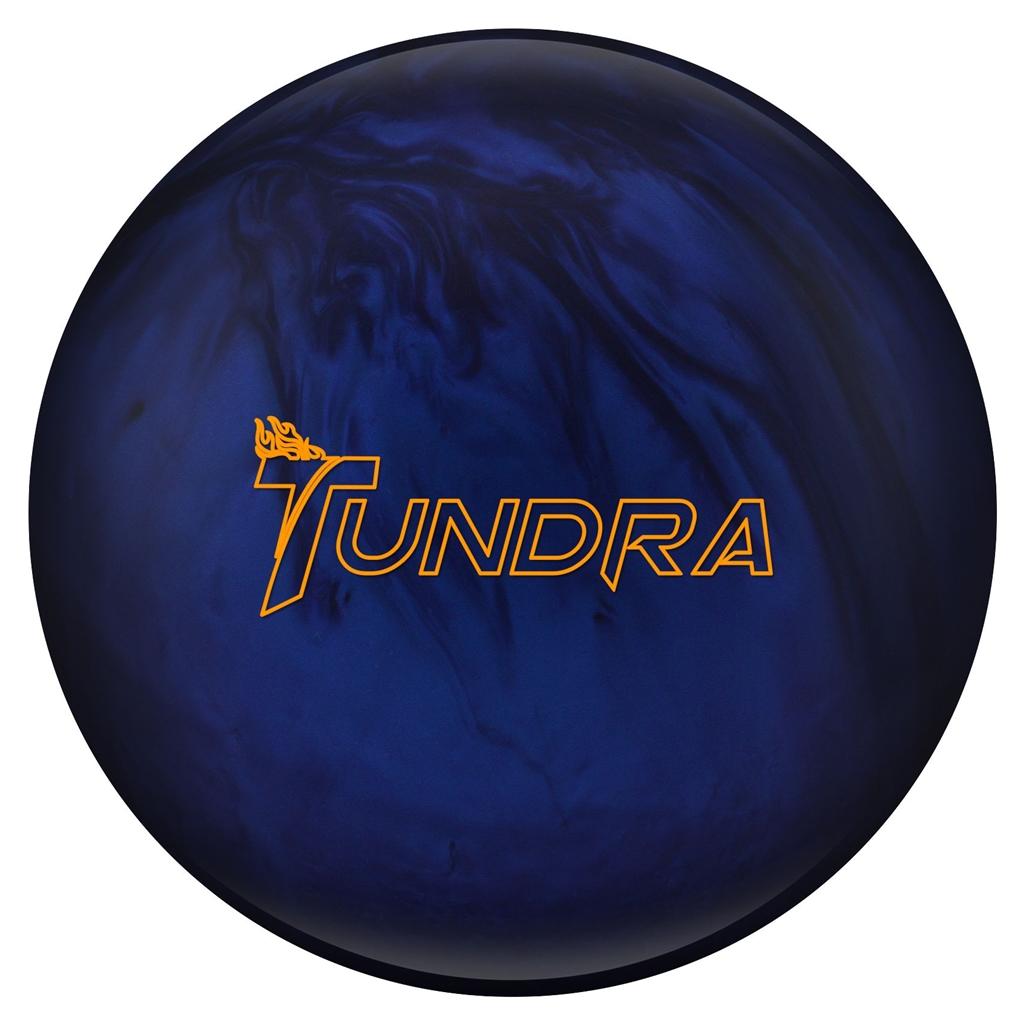 Track Tundra Bowling Ball- Deep Blue Pearl- 14 lbs by Track