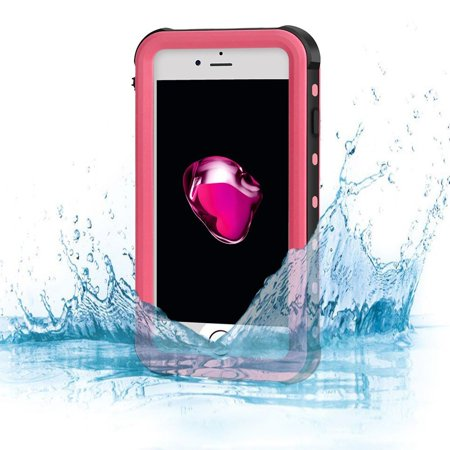 finest selection 1560a 32f1f iPhone 7 Plus Waterproof Case, First-class Quality Fully Sealed IP68 ...