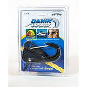 Danik-Hook ? Easy to Use, Knotless Anchor System- Perfect for Boats, Wave Runners, Buoy?s, RV?s, Campers, Fishing, and All Outdoor Sports ? Never Tie a Knott Again, 100?s of Uses, Reliable and Non Scr