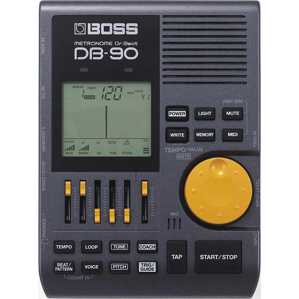 Boss DB90 Dr. Beat Digital MetroNome by Boss