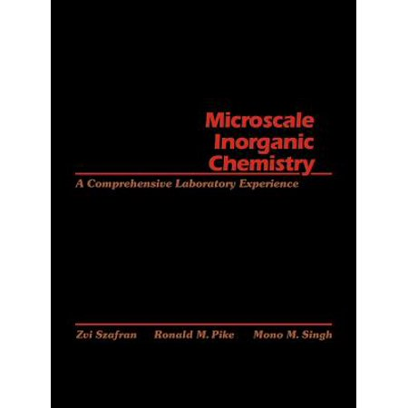 Microscale Inorganic Chemistry : A Comprehensive Laboratory Experience - Chemistry Labs For Halloween