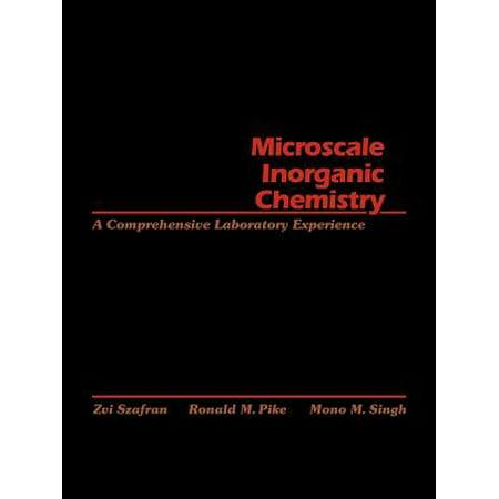 Chemistry Labs For Halloween (Microscale Inorganic Chemistry : A Comprehensive Laboratory)