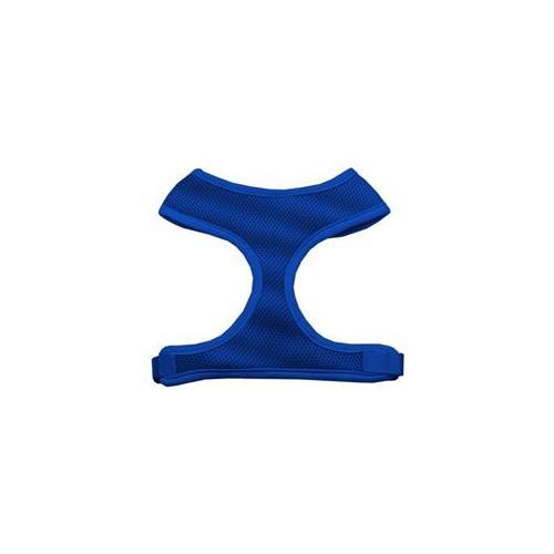 Soft Mesh Harnesses Blue Large
