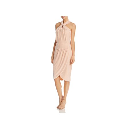 Womens Special Occasion Dresses - Cupcakes and Cashmere Womens Velvet Midi Special Occasion Dress