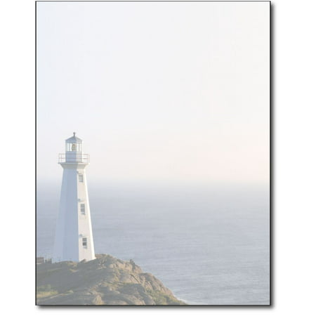 Lighthouse Stationery Paper - 80 Sheets