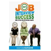 100% Job Interview Success