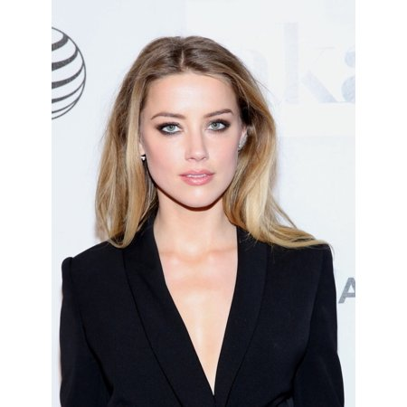 Amber Heard At Arrivals For The Adderall Diaries World Premiere At The Tribeca Film Festival 2015 Photo Print