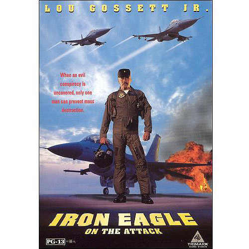 Iron Eagle On The Attack