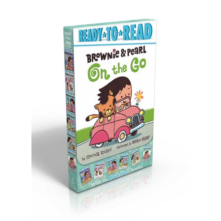Brownie & Pearl On the Go : Brownie & Pearl Hit the Hay; Brownie & Pearl See the Sights; Brownie & Pearl Get Dolled Up; Brownie & Pearl Step Out; Brownie & Pearl Grab a Bite; Brownie & Pearl Go for a