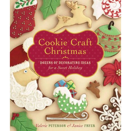 Cookie Craft Christmas: Dozens of Decorating Ideas for a Sweet Holiday](Easy Cookie Decorating Ideas For Halloween)