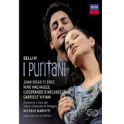 Bellini: I Puritani (Music DVD) (Italian) (Blu-ray) by