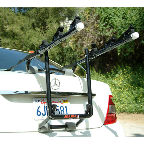 Trunk Mount Bike Rack For Minivan Bicycling And The Best