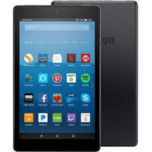 Amazon Fire Hd 8 8   Hd 16Gb Tablet With Alexa   Black