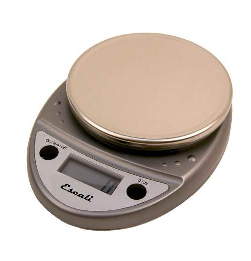 Primo, NSF Professional Scales in Metalic, Stainless Steel