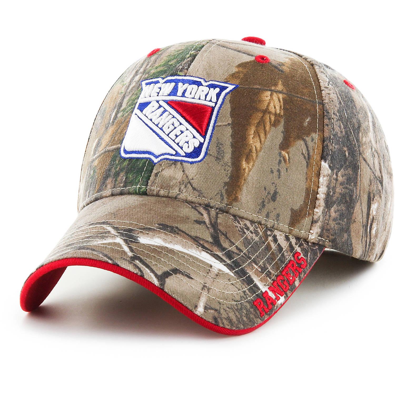 NHL New York Rangers Realtree Frost Cap / Hat by Fan Favorite