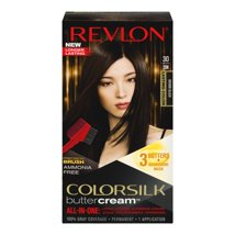 Hair Color: Revlon ColorSilk Buttercream