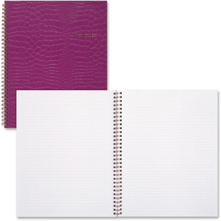 Vb Notebooks - Cambridge, MEA59024, Large Trucco Croc Twin Wire Notebk, 1 Each