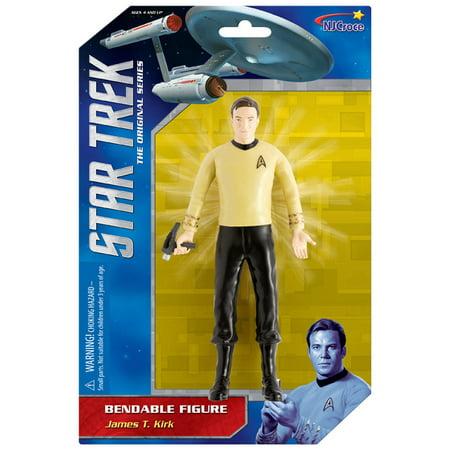 - NJ Croce Star Trek: Captain Kirk 6