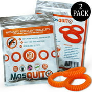 20 Piece Mosquito Repellent Bracelet Band Up To 200 Hours Per Bracelet Premium Insect Pest Control