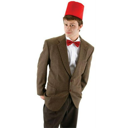 Costumes for all Occasions EL421630 Doctor Who Fez Bowtie Kit