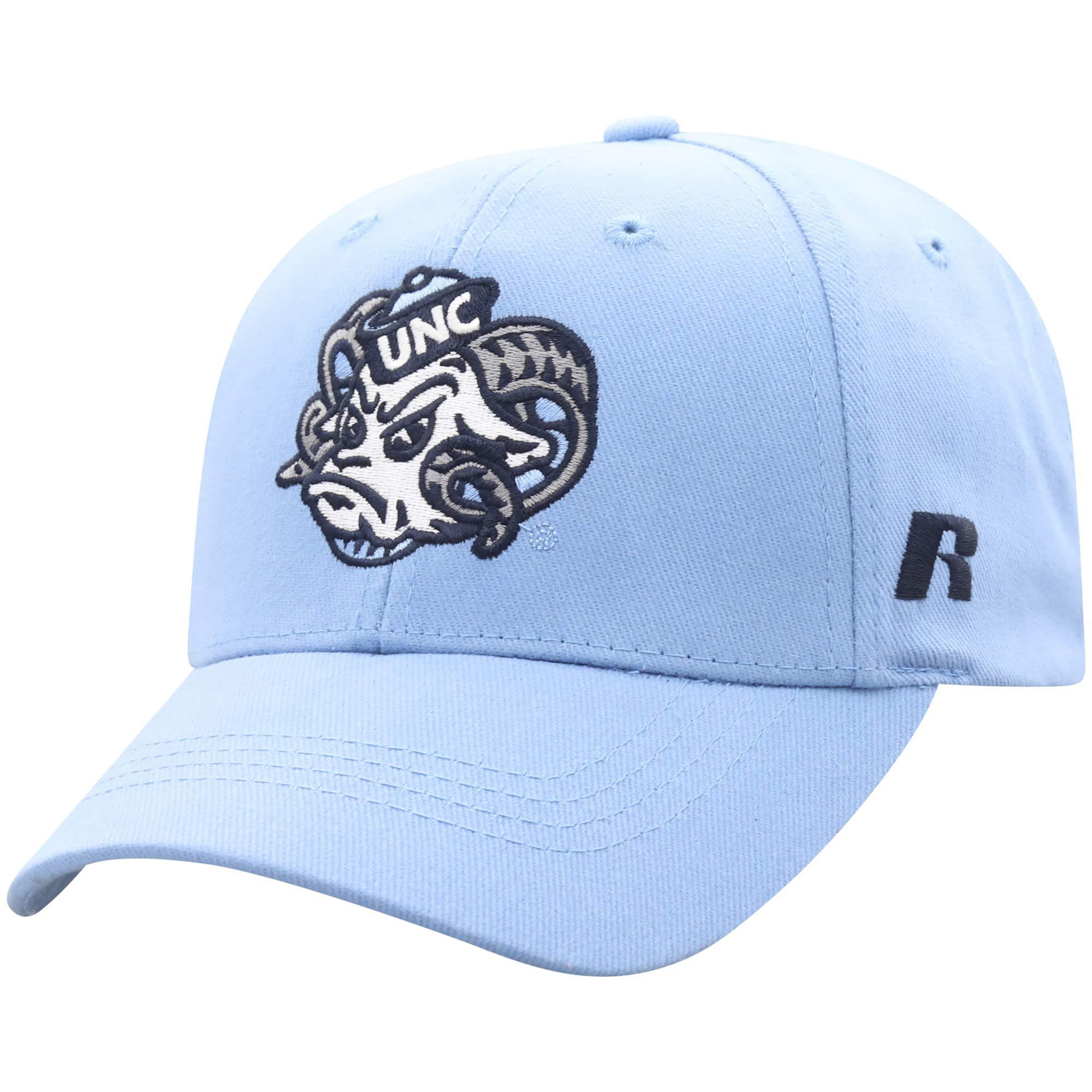 Men's Russell Carolina Blue North Carolina Tar Heels Endless Adjustable Hat - OSFA