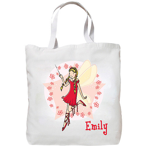Personalized Rainbow Magic Ruby Tote Bag