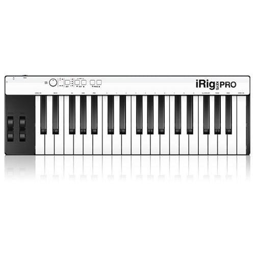 IK Multimedia iRig KEYS PRO MIDI controller for iOS & Mac PC by IK Multimedia Production srl
