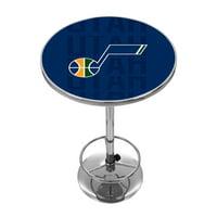 NBA Chrome Pub Table - City - Utah Jazz