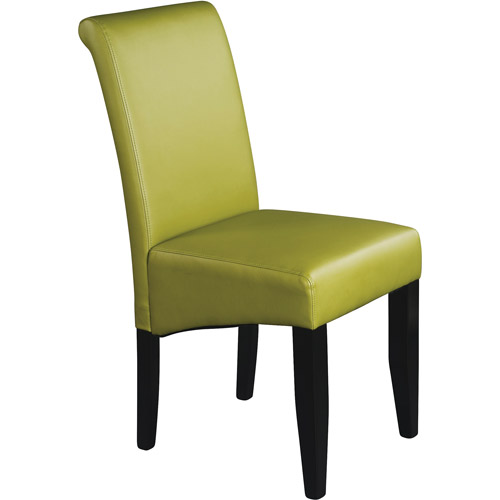 Office Star Metro Parsons Chair In Kiwi Green