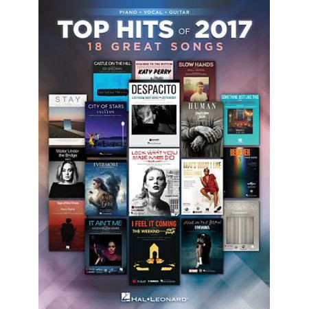 Top Hits of 2017 : 18 Great Songs