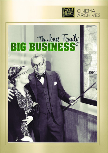 Big Business (DVD) by Allied Vaughn