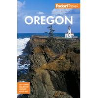 Full-Color Travel Guide: Fodor's Oregon (Paperback)