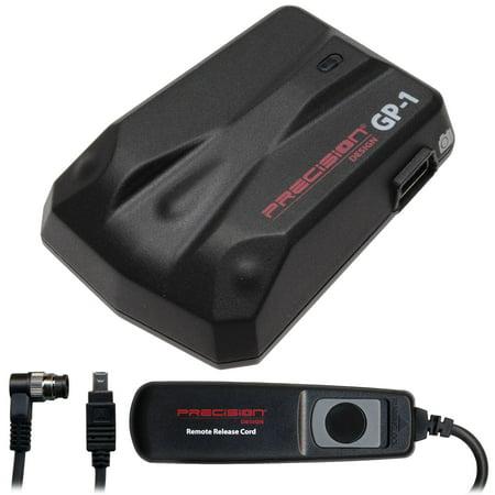 Precision Design Gp 1 Gps Geotag Adapter Unit   Shutter Cord For Nikon Digital Slr Cameras Works With D7200  D7100  D5500  D5300  D5200  D3300  D3200  D810  D800  D750  D610  D4s
