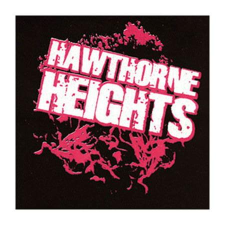 Hawthorne Heights Men's Cloth Patch Black