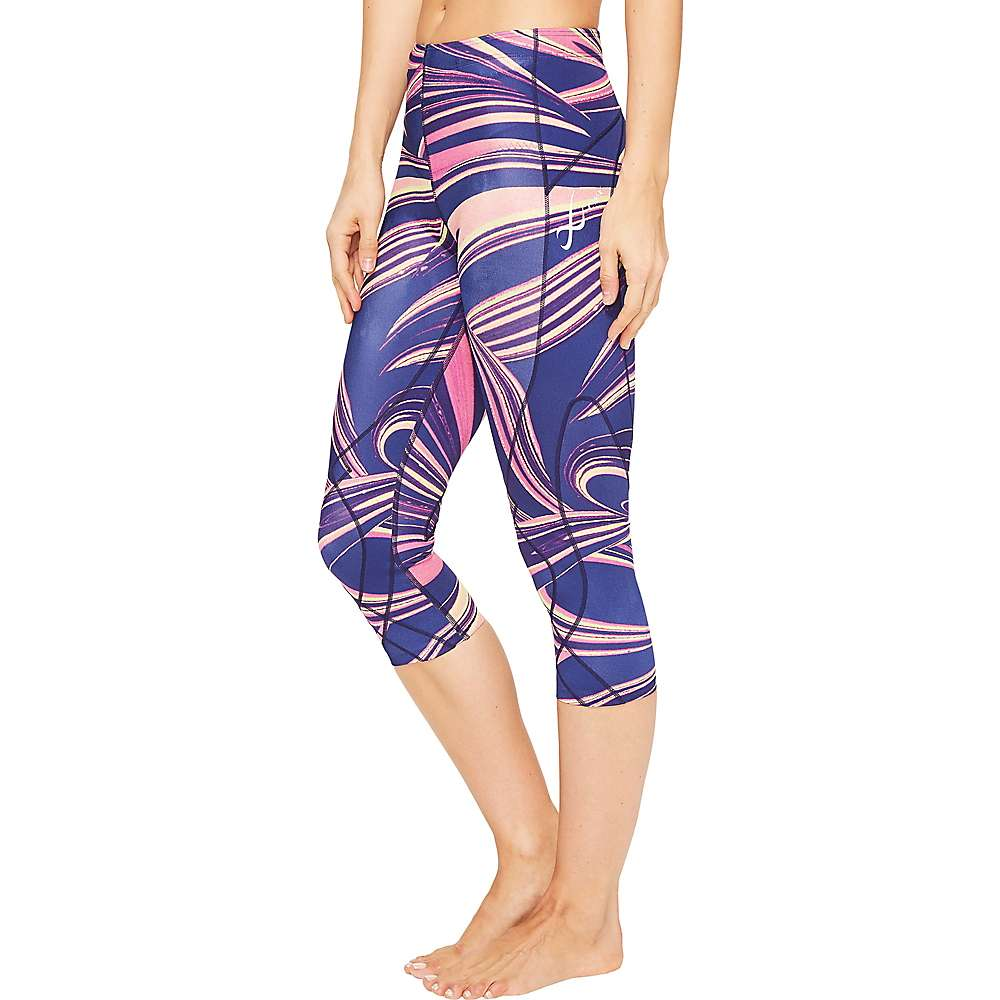 CW-X Women's 3/4 Stabilyx Printed Tight