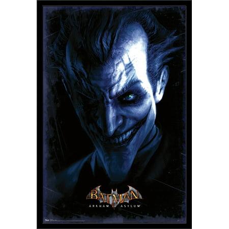 Arkham Asylum - Joker (The Joker Costume Arkham Asylum)