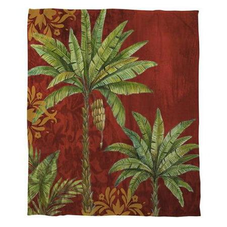 Thumbprintz Palm Tree Fleece