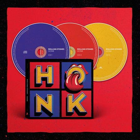 HONK (CD) (Honk Horn Music)