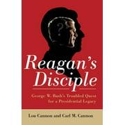 Reagan's Disciple - eBook
