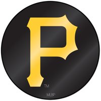 Pittsburgh Pirates Sparo Laser Discus Decal
