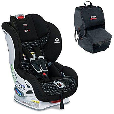 britax usa marathon clicktight convertible car seat travel bag vue. Black Bedroom Furniture Sets. Home Design Ideas