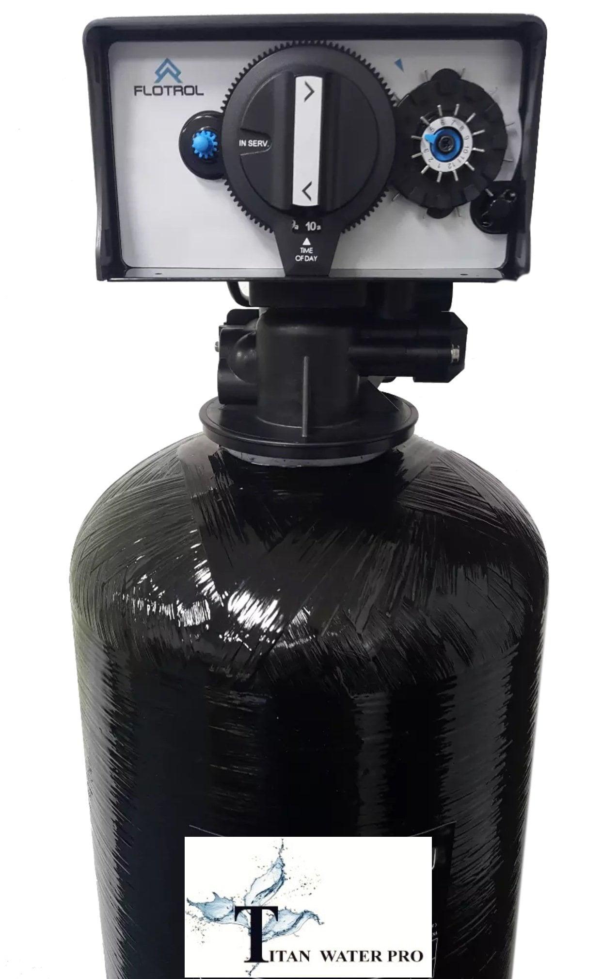 Whole Home Iron Removal Filter System Katalox Light Ft56 Fm20