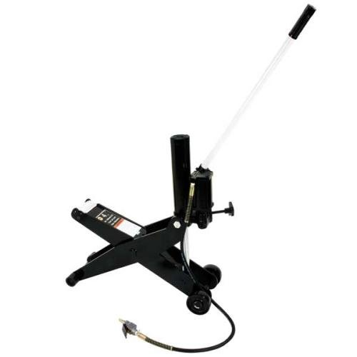 Omega 28047 4 Ton Air / Manual Hydraulic Fork Lift Jack